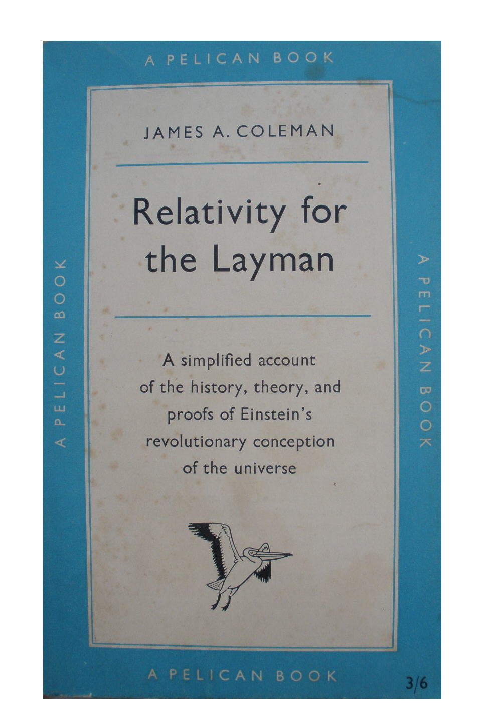 Relativity for The Layman